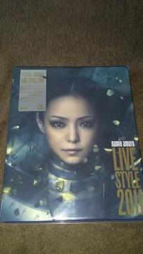 安室奈美恵  【Blu-ray】 LIVE  STYLE  2011