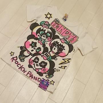 LOVEREVOLUTIONラブレボ★Tシャツ★JAM/HYSTERICMINI
