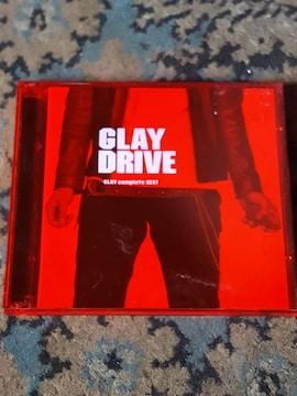 GLAY(グレイ) DRIVE 2枚組ベスト