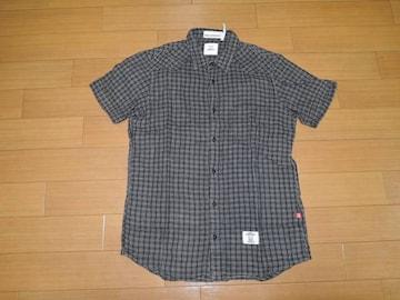 BEDWINベドウィン半袖ウエスタンチェックシャツ2