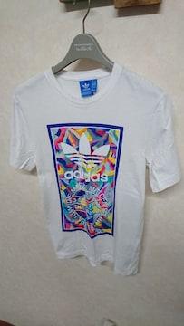 アディダス オリジナルス ビッグロゴTシャツ XS
