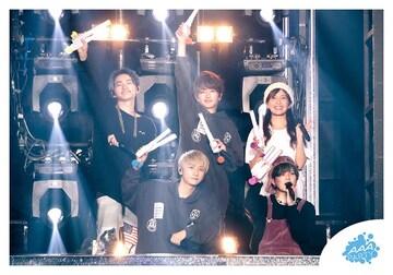 【公式生写真】 AAA 集合 R-1●2019 +PLUS●GURUポン!新品