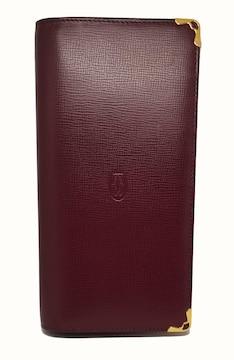 正規新品同様カルティエ長財布コインケースありマスト財布ボル