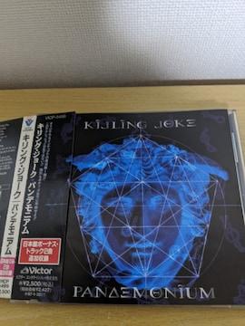 KILLING JOKE(キリングジョーク)「パンデモニアム」インダストリアル・ロック/ポストパンク