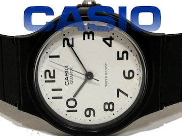 良品 CASIO シンプル【チプカシ】ユニセックス 男女OK 腕時計
