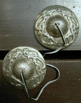 ☆即決☆ティンシャ・L(龍神) 密教法具・ヨガ・ヒーリング