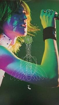 X JAPAN LUNA SEA SUGIZO ポスター 52センチ×70センチ