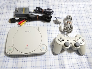 PS one プレイステーション ワン�H