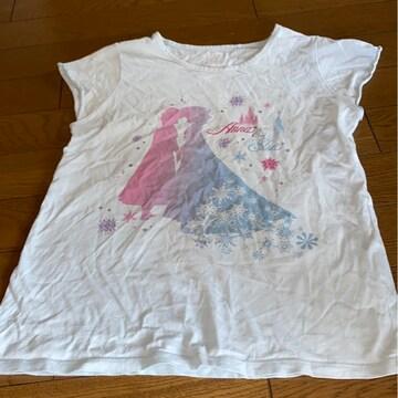 *UNIQLO *アナと雪の女王Tシャツ*140