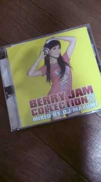 BERRY JAM COLLECTION2 MIXED BY DJ MAYUMI