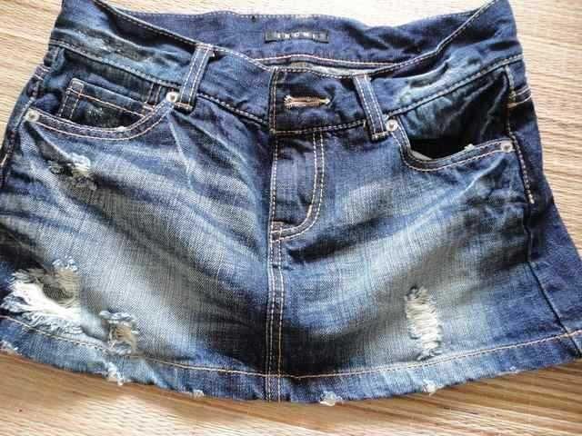ダメージジーンズセクシタイプ  < 女性ファッションの