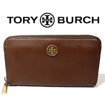 良品 1スタ★トリーバーチ/Tory Burch 美しい長財布