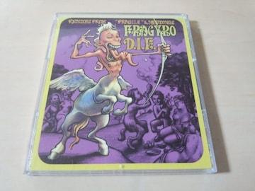 D.I.E. CD「FRAGYRO」(GLAY,HIDEキーボーティスト)●
