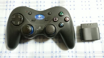 PS/PS2用 ワイヤレスコントローラー�A