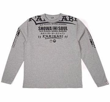 カミナリ雷/SHOWA SOUL/ロンT/ash/kmlt-155/エフ商会/テッドマン/カミナリモータース