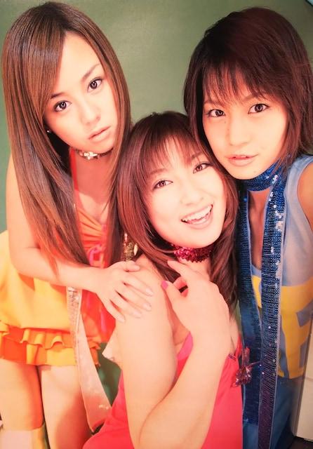 岩佐真悠子・安めぐみ【sabra】2005年7月14日号ページ切り取り < タレントグッズの