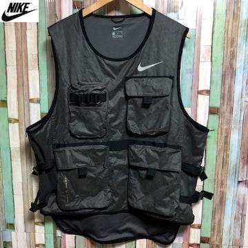 NIKE RUN READY VEST ベスト テックファッション