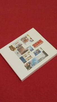 【送料無料】ZONE(BEST)初回盤CD2枚組