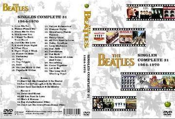 ビートルズ SINGLES COMPLETE PV集 The Beatles