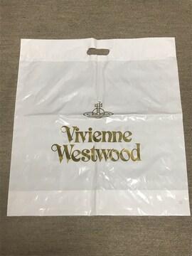 ヴィヴィアンウエストウッド★ショッパー大★ビニール袋オーブ