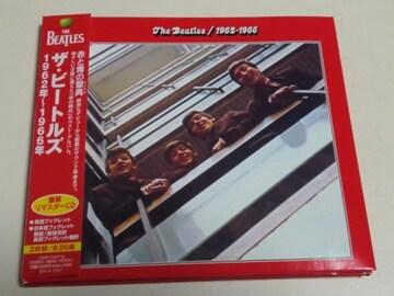 CD[洋楽/2枚組]THE BEATLES/ザ・ビートルズ 赤盤1962〜1966