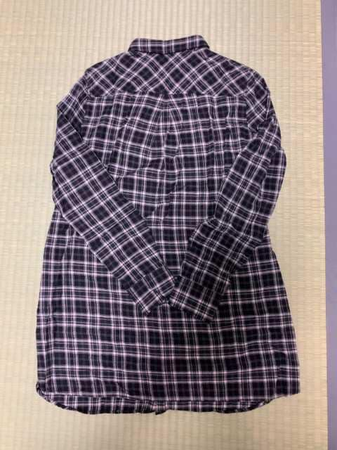 ☆BLACK by moussy  チェックシャツ☆ < ブランドの