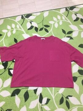 スタジオクリップ.オーバーサイズTシャツ.Mサイズ