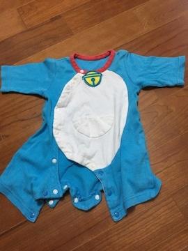 ドラえもん(^^)ロンパース ベビー用品 赤ちゃん