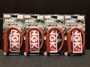GPZ400R NGK製プラグコード 赤 新品即決 ゼファー550 Z750FX