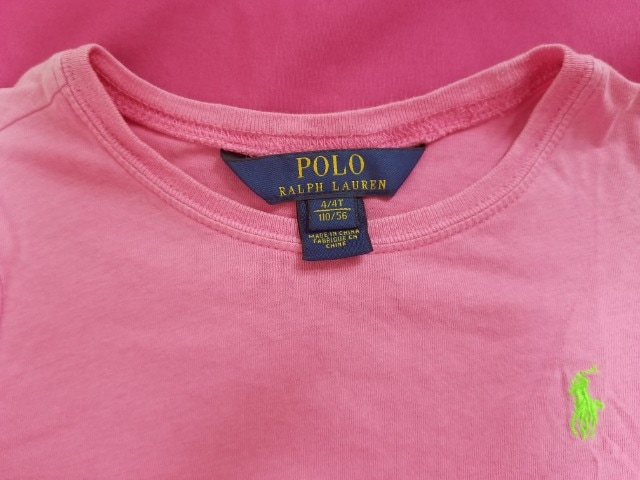 ポロTシャツ110 < ブランドの