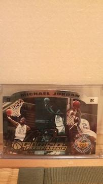 1995 UPPER DECK ジョーダン 大判 カード