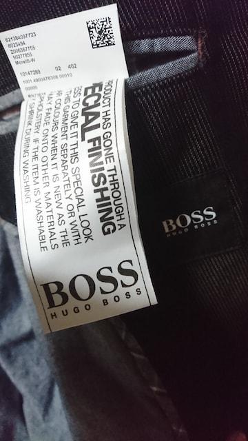 HUGO BOSS■ジャケット■LLサイズ■メンズ■1円スタート < ブランドの