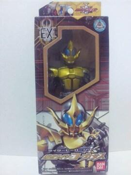新品即決!RHSEX仮面ライダーコーカサス ライダーヒーローシリーズEX