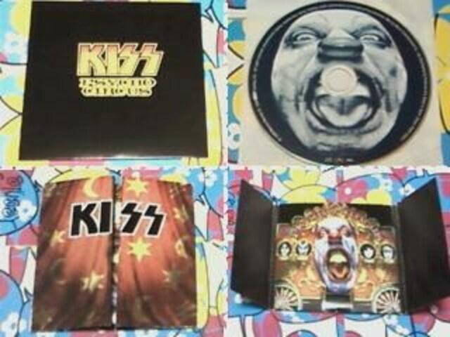 《激レア》KISS PSYCHO-CIRCUS キッス ヘヴィメタル  < CD/DVD/ビデオの