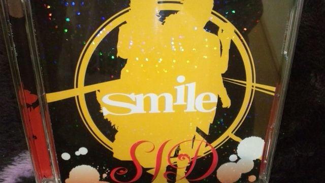 激安!超レア!☆シド/Smile☆初回限定盤A/CD+DVD☆美品!  < タレントグッズの