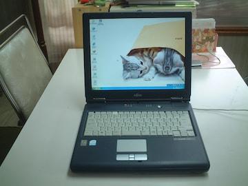 すぐ使える XP SP3 DVDマルチ FMV-C6220 難有お得