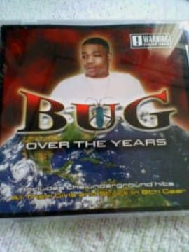 BUG〓OVER THE YEARS〓SOUTH〓ATLANTA〓南マイナー皿