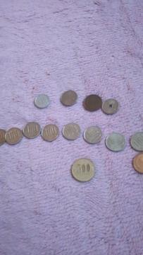 硬貨コレクション。平成、令和硬貨