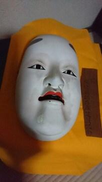 歌舞伎能面→木造→文化遺産保存庫建設記念と有ります