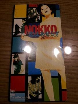 NOKKO*恋はあせらず♪CDシングル美品☆GOGOHAPPYDAY◇