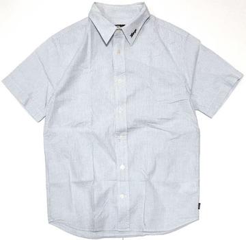 XLARGE エクストララージ シアサッカーシャツ M