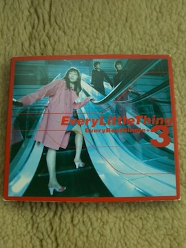【CD】 EveryLittleThing EveryBestSingle+3 ELT エブリリトルシング●