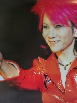 X JAPAN hide ポスター The Last Live〜最後の夜〜