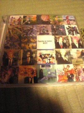サイコルシェイム ベストCD(DVD付き)歌詞カード無し