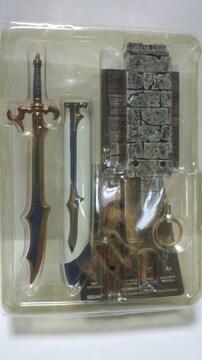 ドラゴンクエスト アイテムズギャラリー メタルキングの装備編 らいめいの剣