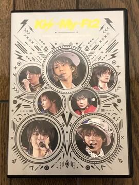 キスマイ Debut Tour2011 DVD