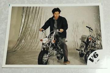 V6 岡田准一★生写真