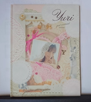 Yuri just married 2010.6.16  蛯原友里