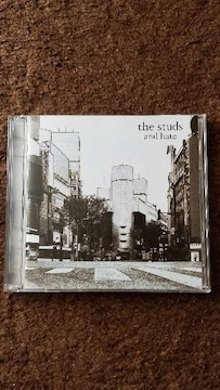 the studs/and hate(限定盤)  蜉蝣/大佑と黒の隠者達