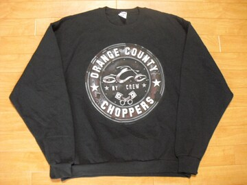ORANGE COUNTY CHOPPERS トレーナー USA−L